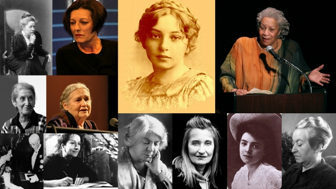 IN PHOTOS: Women who won the Nobel Literature Prize