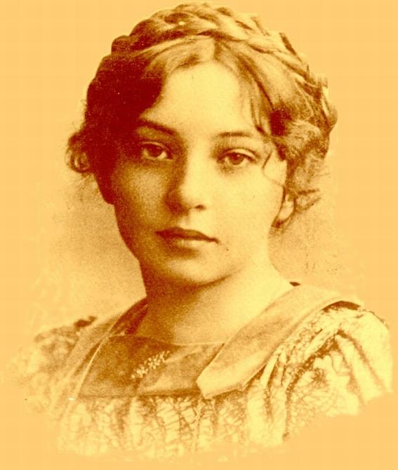 Sigrid Undset -- 1928