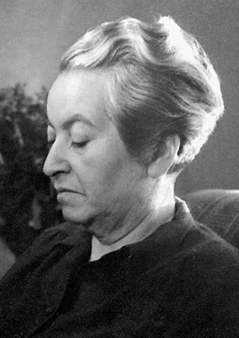 Gabriela Mistral - 1945