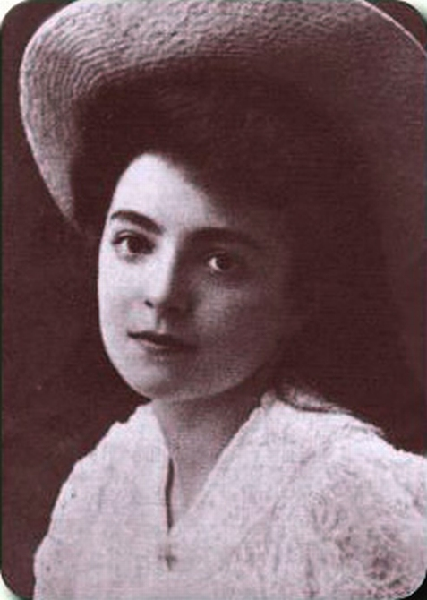Nelly Sachs in 1910