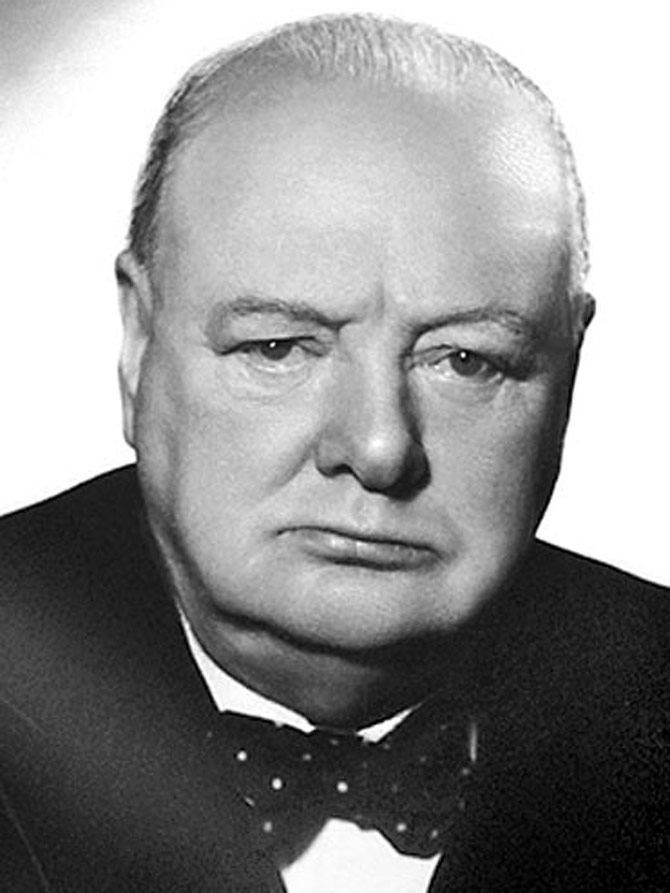 the biography of sir winston spencer churchill Winston spencer churchill biography the right honourable sir winston leonard spencer churchill, kg (november 30, 1874 - january 24, 1965) was a british politician, best known as prime minister of the united kingdom during world war ii.