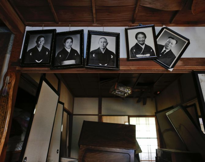 Heart-rending photos: The ghosts of Fukushima