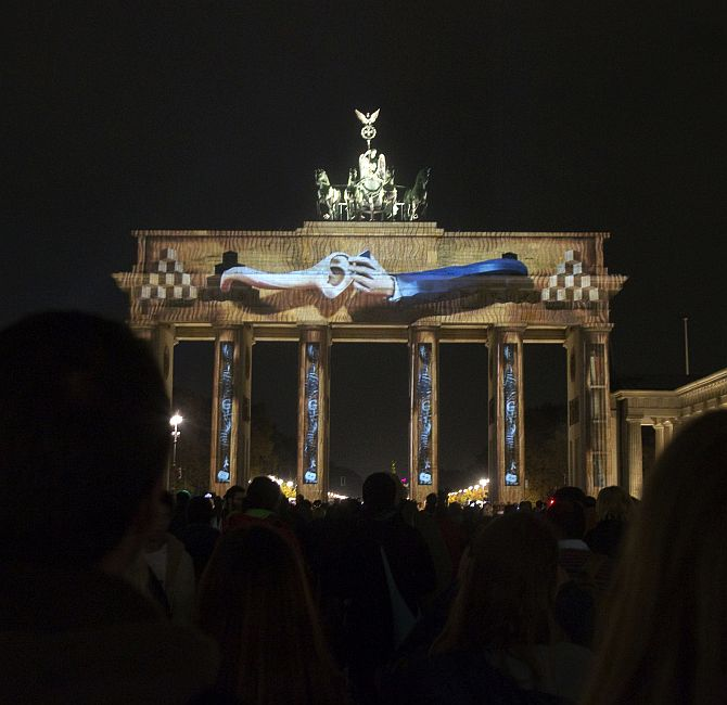 PHOTOS: Berlin's spectacular festival of lights