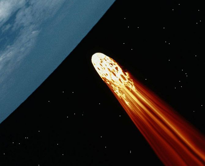 Massive asteroid to hit Earth in 2032? Hmm... Not really!
