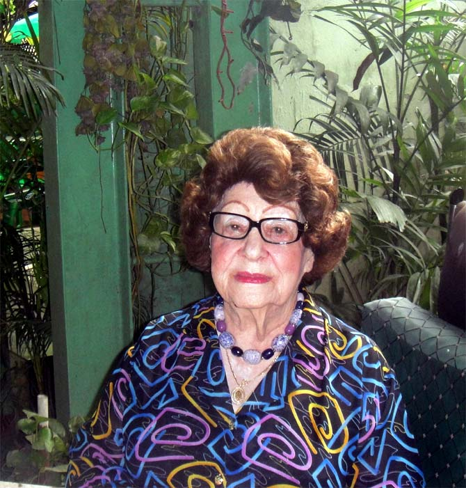 Violet Smith, one of Kolkata's old jewels