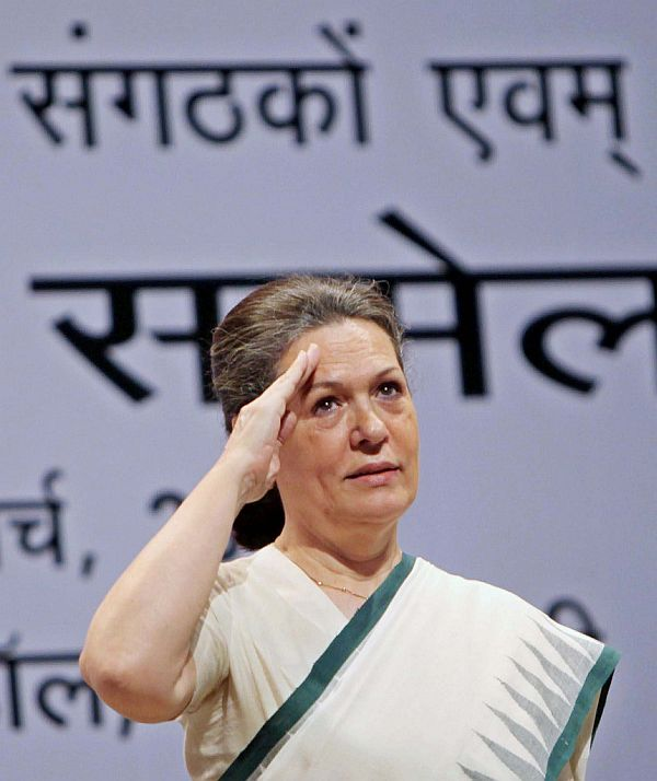 Rahul Gandhi and the politics of Sonia's tears
