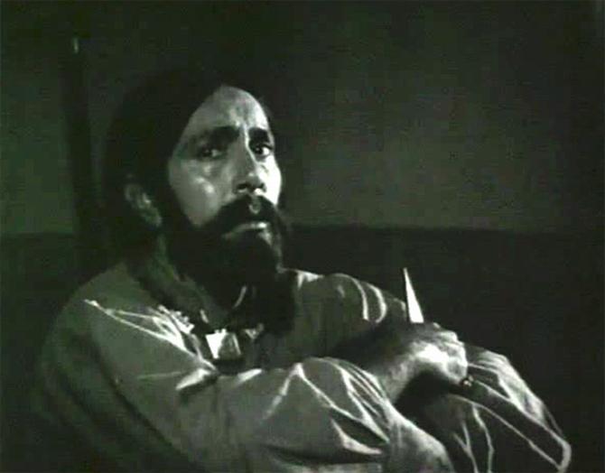 Balraj Sahni in Kabuliwala