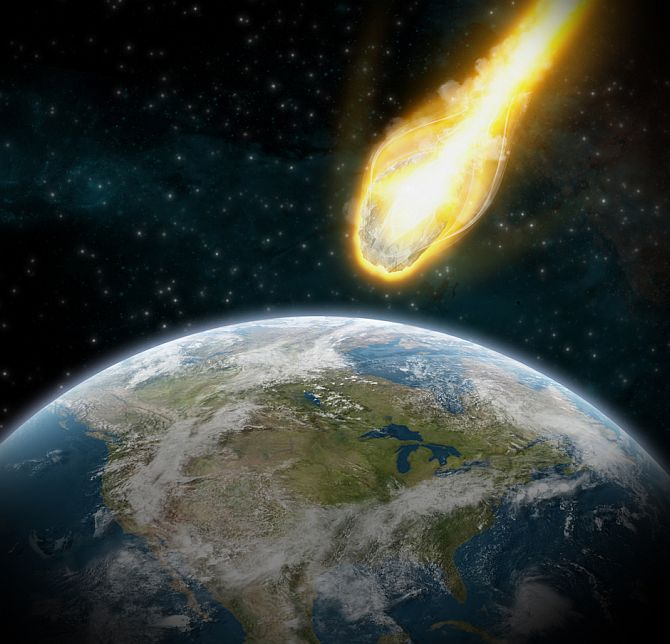 The odds of asteroid hitting Earth just went up!