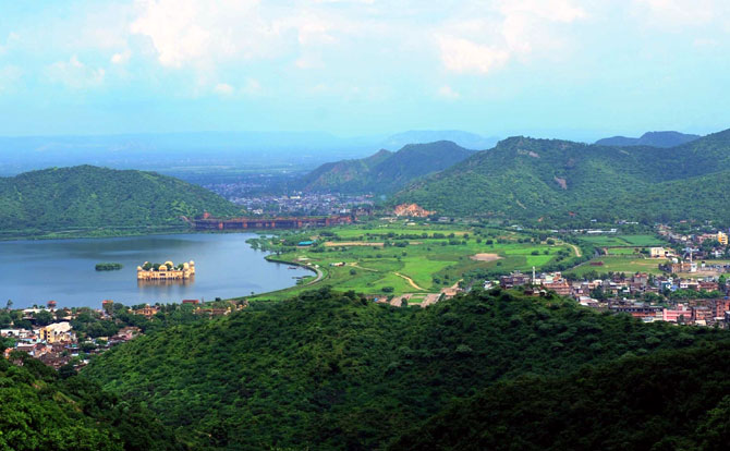 Controversial deal to redevelop Jaipur lake before apex court