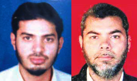 Key IM operatives Riyaz and Yasin Bhatkal