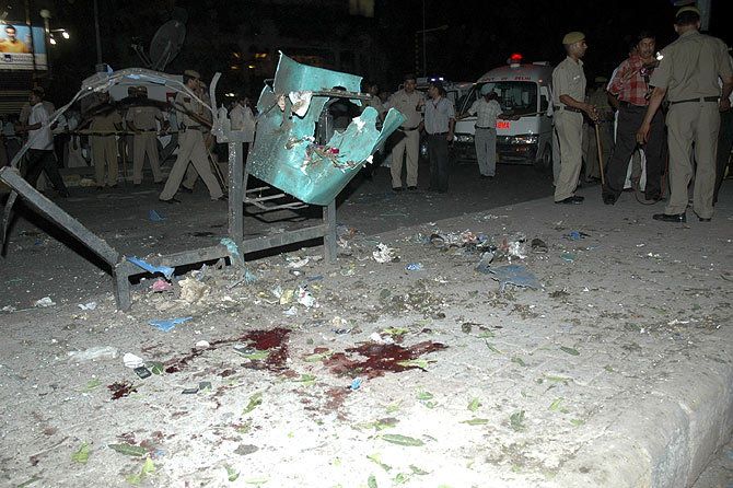 Arif Zarar and Hakim played a role in the planning and execution of the Delhi blasts
