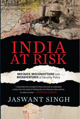 Jawant Singh's new book