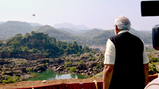 Narendra Modi fights for Sardar's 'legacy'