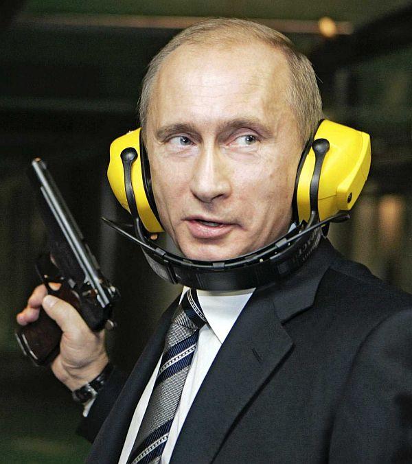 Vladimir Putin -- Rank 1
