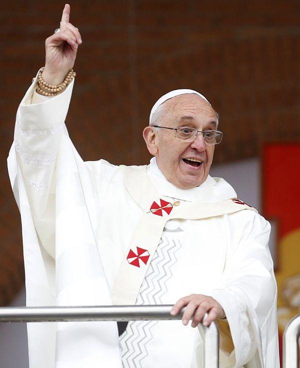 Pope Francis -- Rank 4