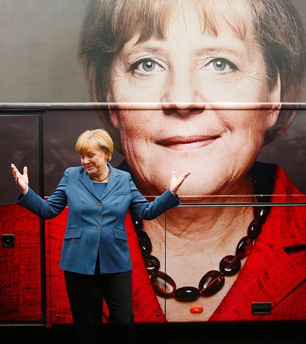 Angela Merkel -- Rank 5