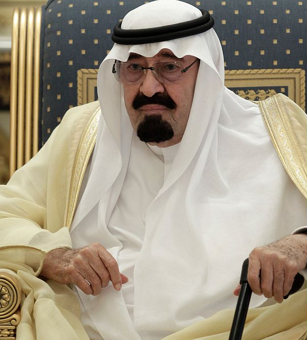 Abdullah bin Abdul Aziz Al Saud -- Rank 8