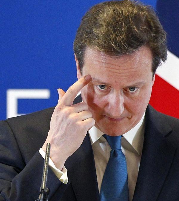 David Cameron -- Rank 10