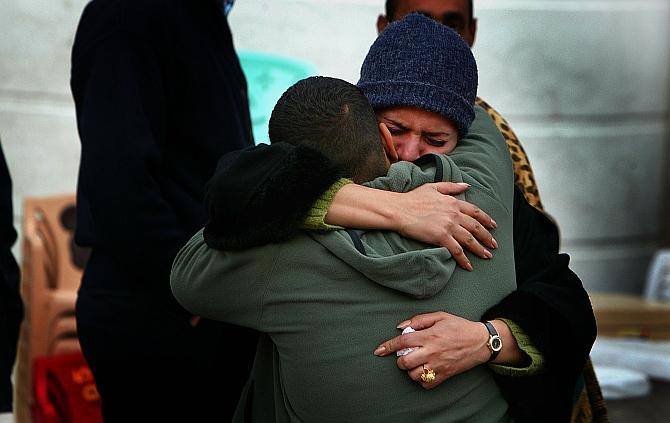 Tragically disunited: Inside a Syrian refugee camp