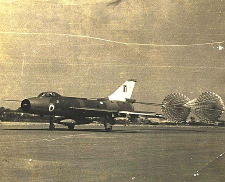 =A Sukhoi-7 jet; courtesy, Rakesh Raje/Bharat Rakshak.com