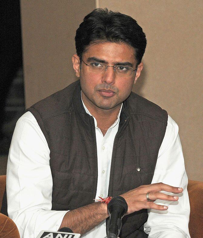 Union Minister Sachin Pilot