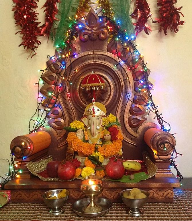 Readers' PHOTOS: Ganpati from Girgaum to Germany