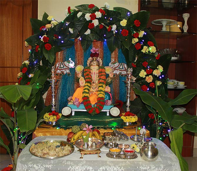 Readers' PHOTOS: Ganpati from Malad to Netherlands