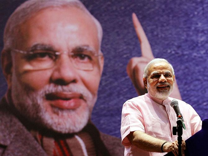 'Modi has done more disservice for his party through his speeches'