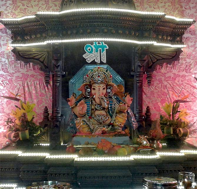 Readers' Ganpati PHOTOS: From Yash Raj to Santa Clara