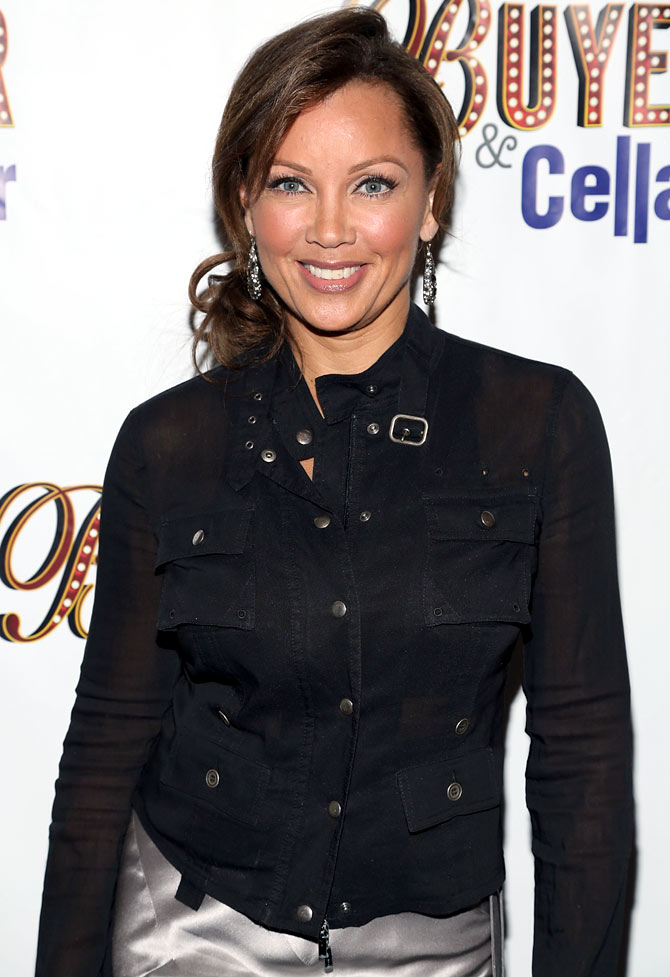 Vanessa Williams at the Barrow Street Theatre in New York City