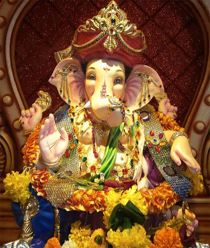 Readers' PHOTOS: The many avatars of Lord Ganesha
