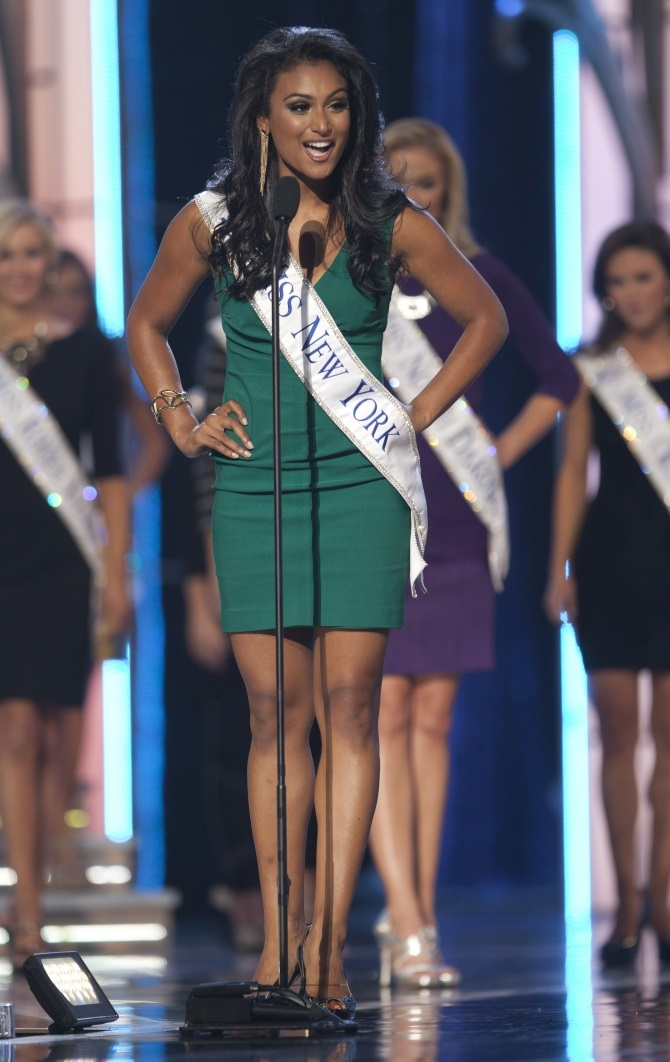 Miss America Nina Davuluri speaks up!