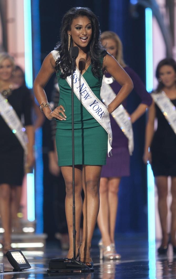Miss America Nina Davuluri speaks up!