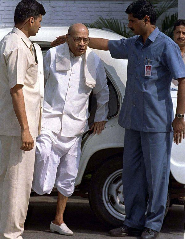 A file photograph of late Prime Minister P V Narasimha Rao