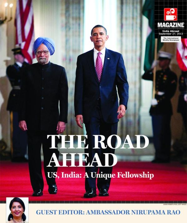 India-US Summit Special, Edited by Ambassador Nirupama Rao