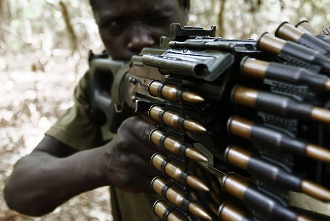 Terror trail: Africa's deadly 5