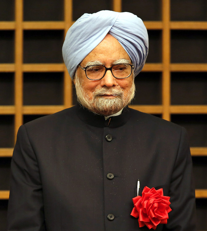 Prime Minister Manmohan Singh turned 81 this year