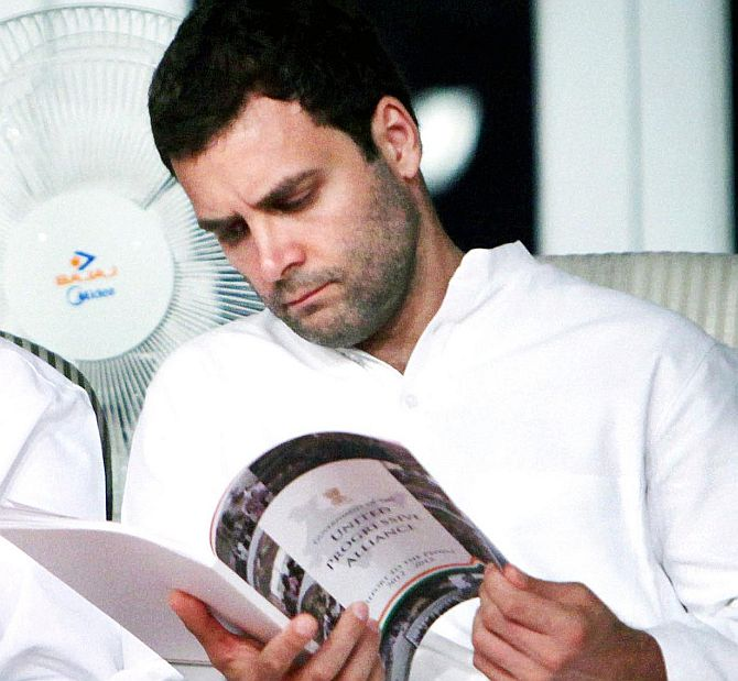 Rahul gets Congress out of the woods, leaves PM behind