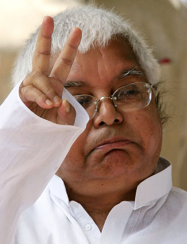 Fodder scam: Lalu Yadav GUILTY; sent to jail