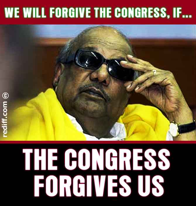 Poll meme of the day: Karunanidhi's master plan