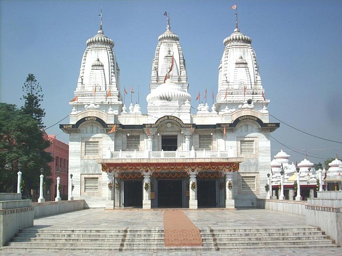 The Goraknath temple