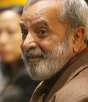U R Ananthamurthy Writer Ananthamurthy t...