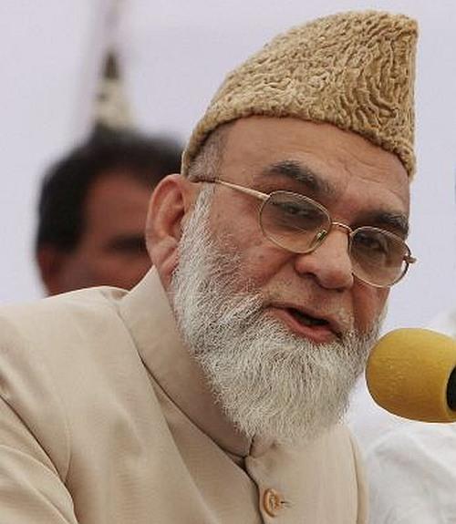 Imam Bukhari, Shahi Imam of Jama Masjid in Delhi