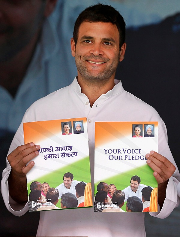 The real truth about Rahul Gandhi's RTI