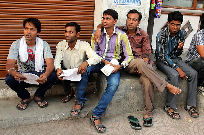 Nagpur's Buddhist youth are wary of the BJP and RSS.