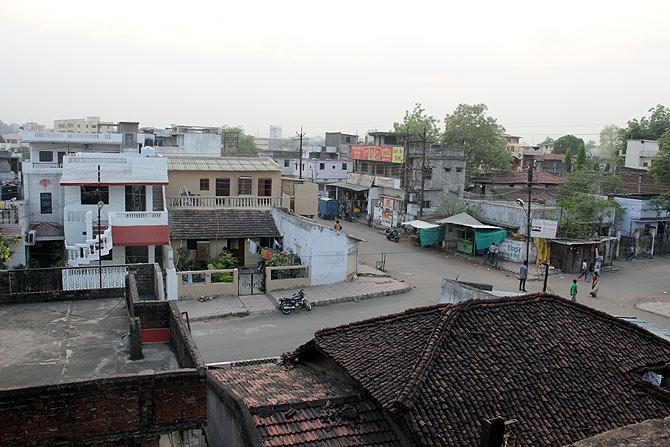 The neat and tidy Chota Indora, Nagpur