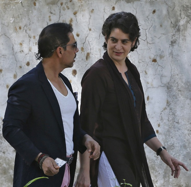 Priyanka, Sonia, Kejriwal, Rahul line up to vote