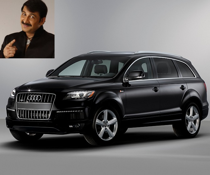 Audi Q7. Image used only for representational purposes