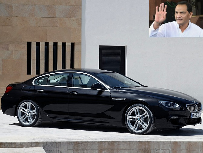 BMW 650i. Image used only for representational purposes