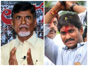 India News - Latest World & Political News - Current News Headlines in India - Naidu vs Jagan: Using the Congress' fallen legacy